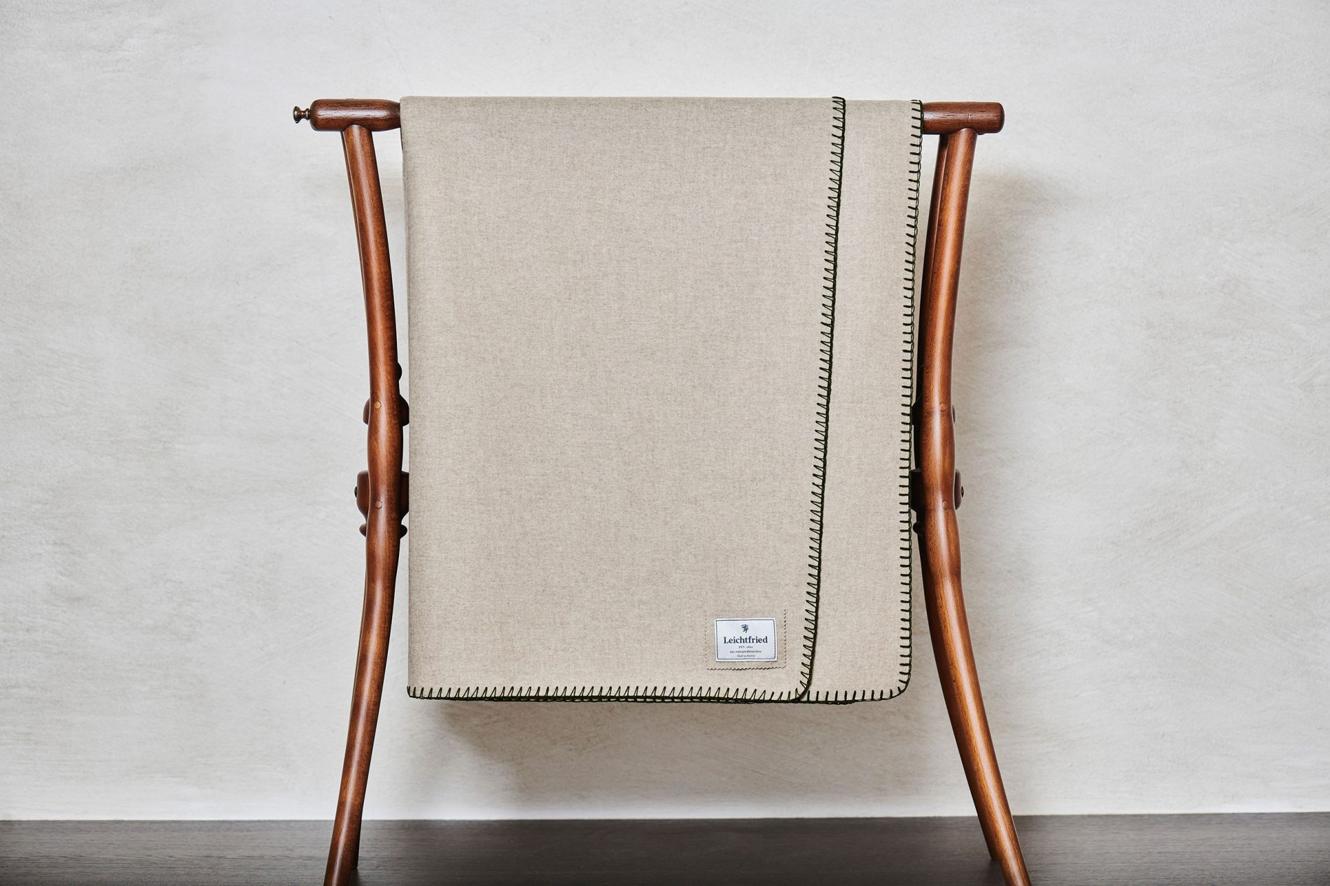 Merino wool blanket Cortina (DDmG 600/5023-5023/319)