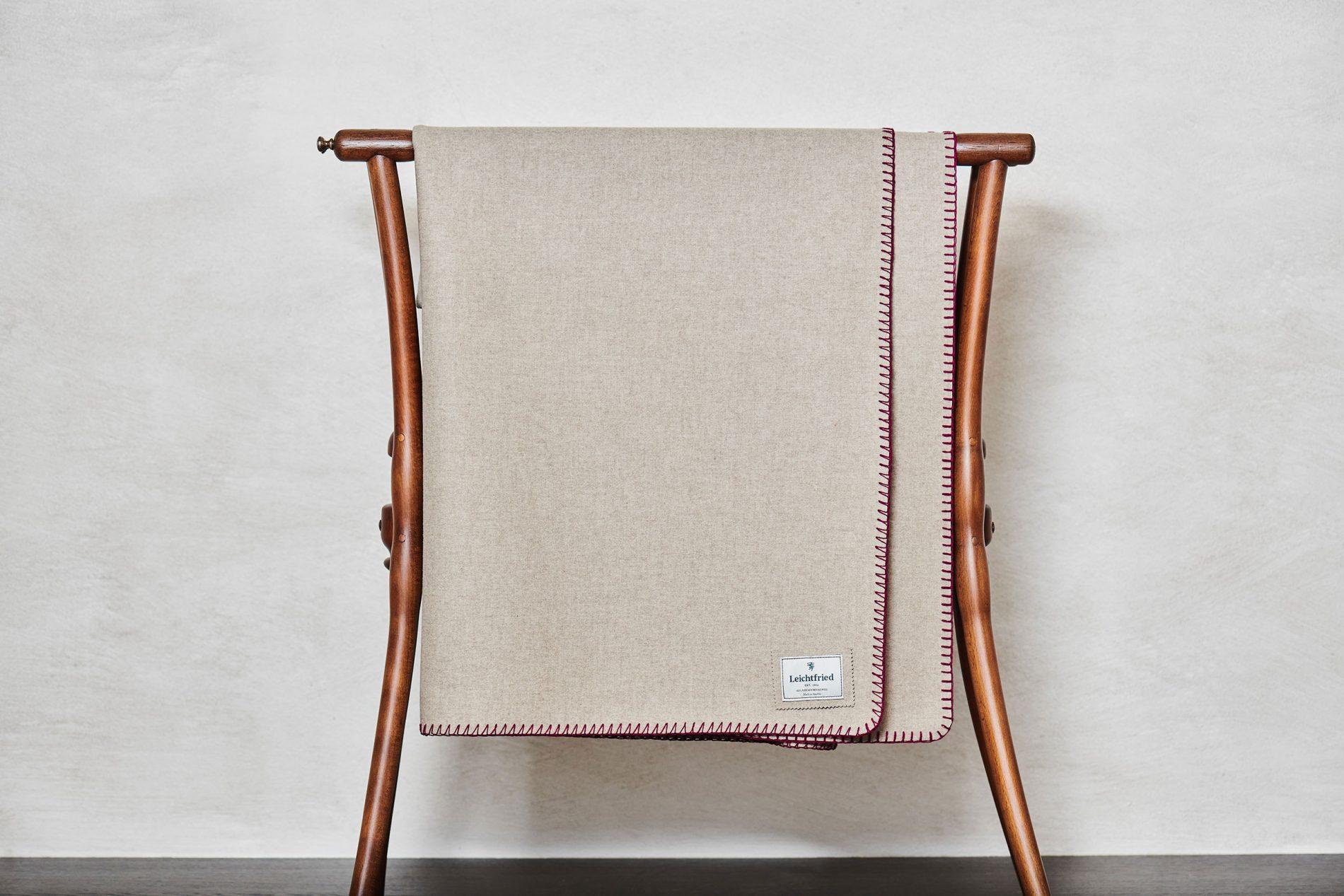 Merino wool blanket Aspen (DDmG 600/5023-5023/9601)