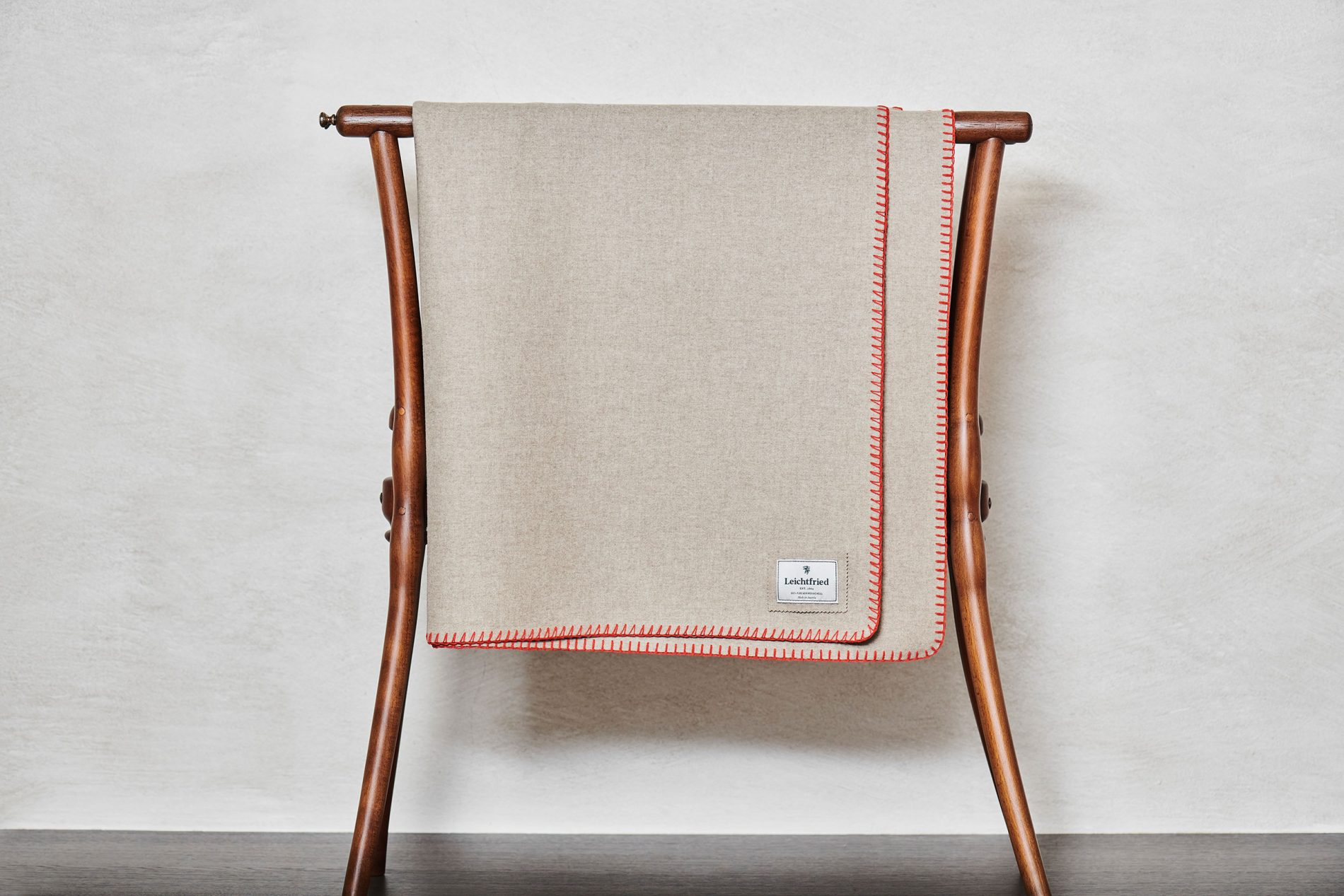 Merino wool blanket Davos (DDmG 600/5023-5023/9710)